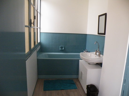 Hotel Bidegain : sa salle de bain