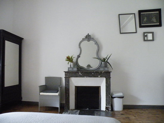 Hotel Bidegain : la chambre Lulu
