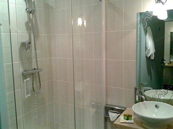 Hôtel Nuit de Retz (Port-St-Père) - Salle de bain