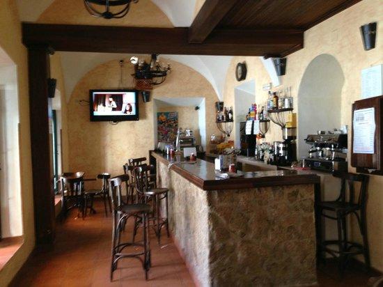 Hostal Blasón: Cafeteria