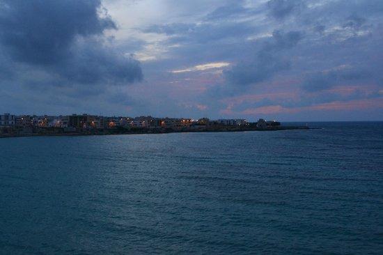 Borgo Antico di Otranto : panorama dal centro