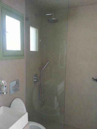 Xerolithia: salle de bains