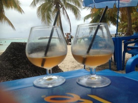 Le Kontiki: rum