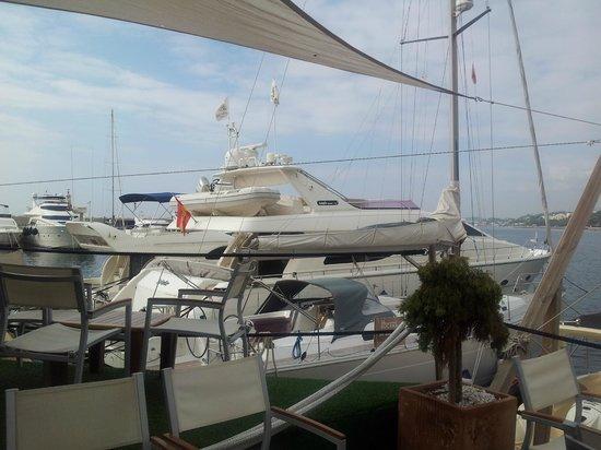 Pierre & Vacances Résidence Altea Beach : La marina de Greenwich