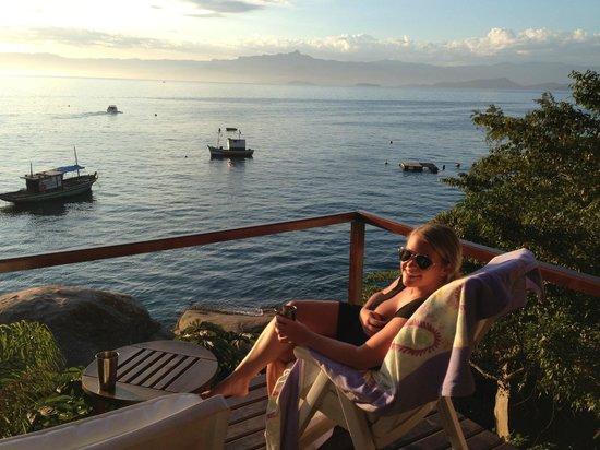 Vila Pedra Mar: relaxation