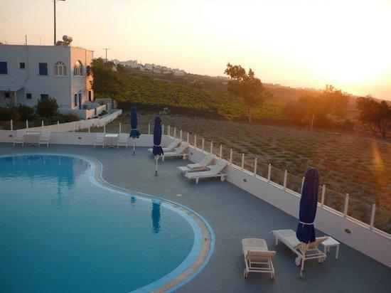 Maria's Place: piscine