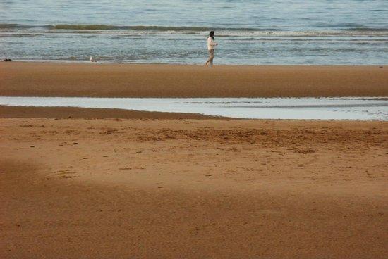 Omaha Beach: La spiaggia