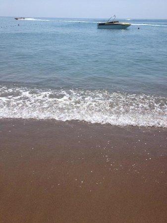 Delphin Imperial Hotel Lara: Strand