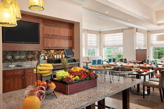 hilton garden inn hershey breakfast - Hilton Garden Inn Hershey