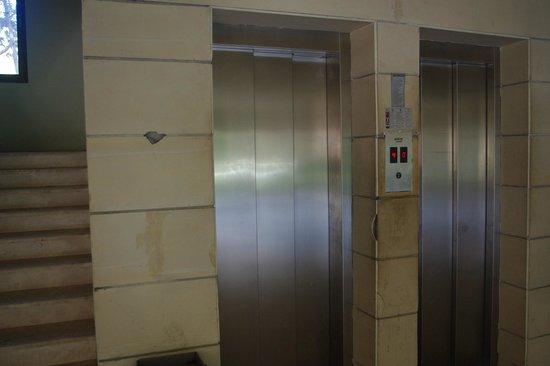 Alara Park & Residence Hotel: холл нашего корпуса, как при С.С.С.Р