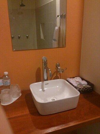 Koox Art 57 Boutique Hotel: el baño