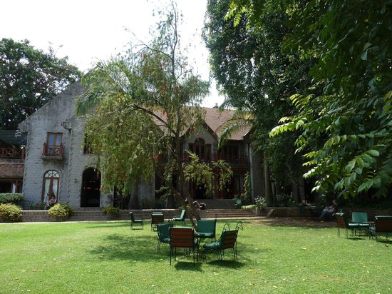 Lake Duluti Serena Hotel : the lodge