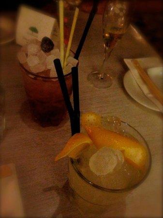 Nagai Restaurant: Cocktails