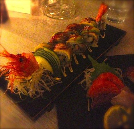 Nagai Restaurant: Sushi