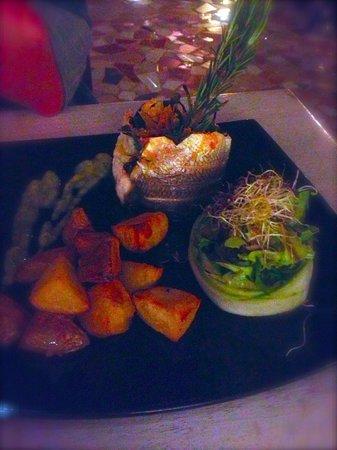 Nagai Restaurant: Fusion