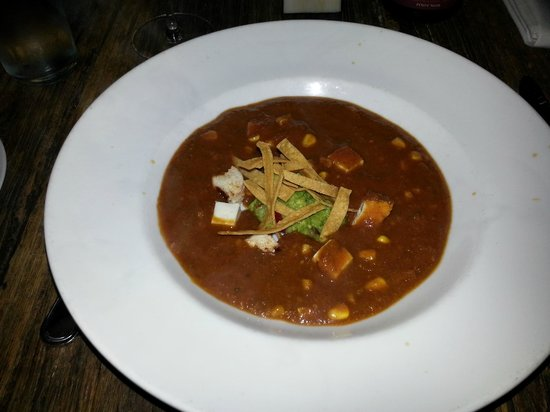 Red Drum: Soup