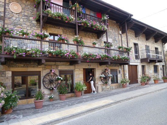 abba Palacio de Sonanes: неужели я тут буду жить?