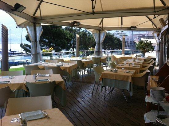 pranzo a menù fisso - Recensioni su La Marina del Porto, Lovere ...