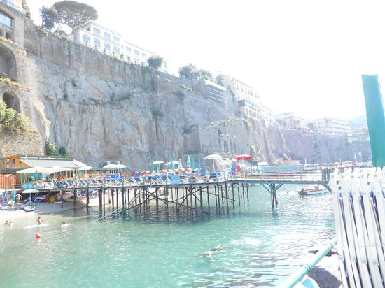 Hotel il Faro: Peter's Beach