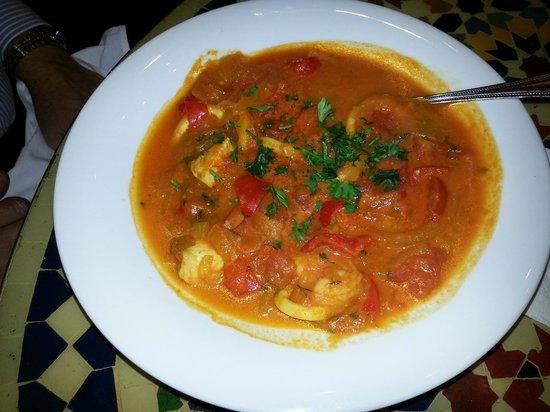 Lebanese Taverna: Salmon Soup