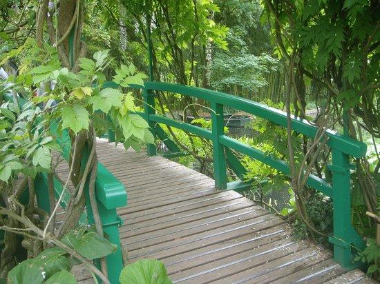 Moulin des Chennevieres : Jardin C.Monet