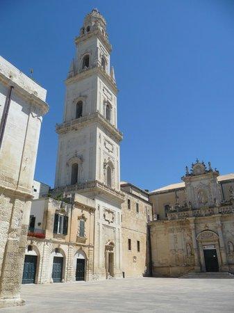 Grand Hotel Di Lecce : Baroque architecture