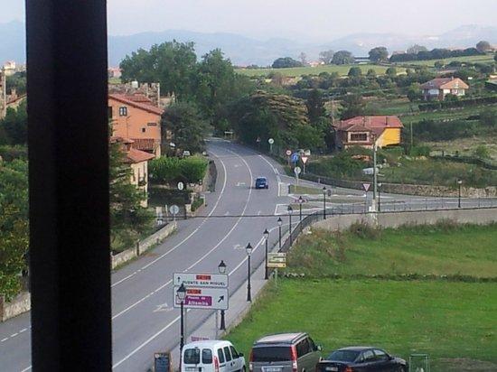 Hotel Cuevas I-II: vista desde la habitacion