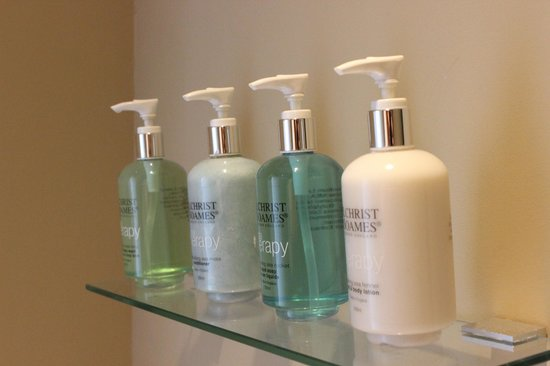 Bloomfield House: All rooms have shampoo/conditioner & moisturisor