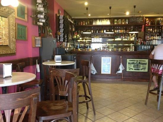 La Ermita Tapas Bar: la ermita