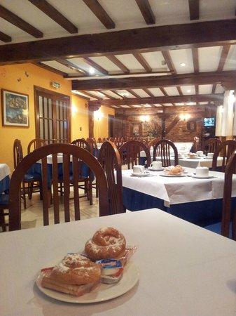 Hotel Cuevas I-II: comedor principal