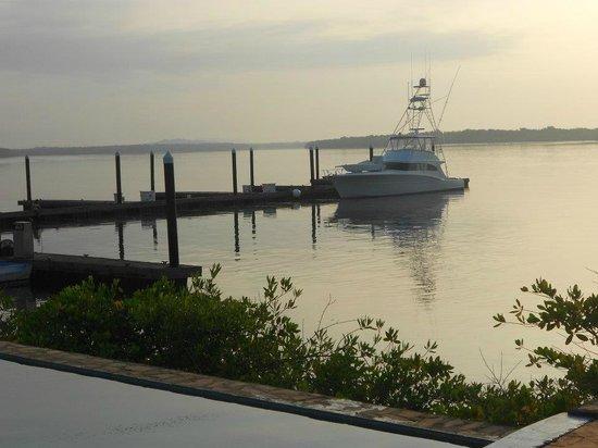 Marina Puesta del Sol: bello amanecer