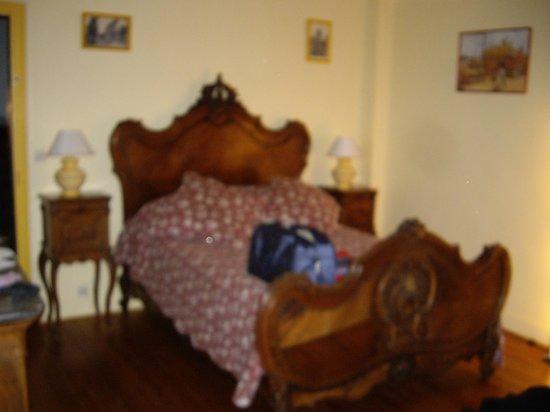 Moulin des Chennevieres : Notre chambre Tournesol
