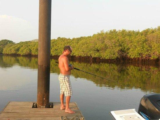Marina Puesta del Sol: de pesca