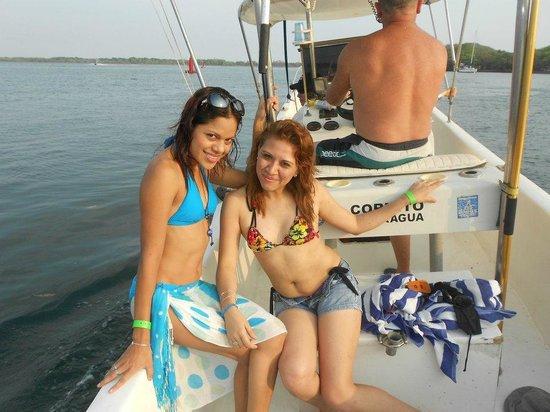 Marina Puesta del Sol: de paseo