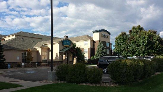 Staybridge Suites Denver Tech Center : Hotel View