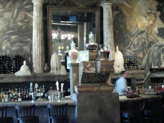 Grillfish : Interesting décor