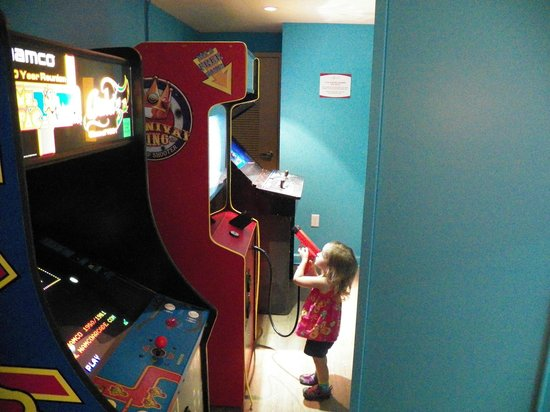 Embarc Sandestin: Arcade