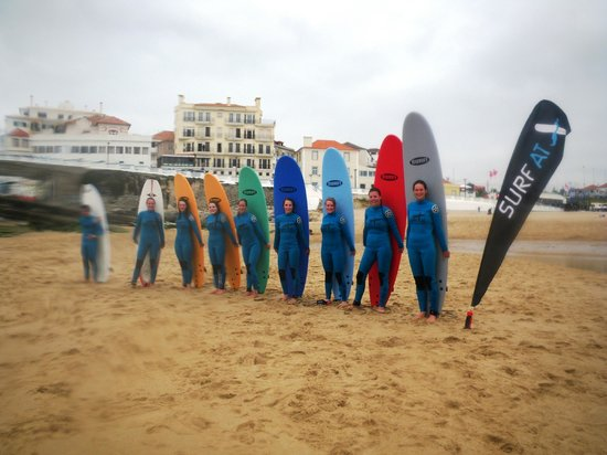 Surf At Surf School: Boards for everyone