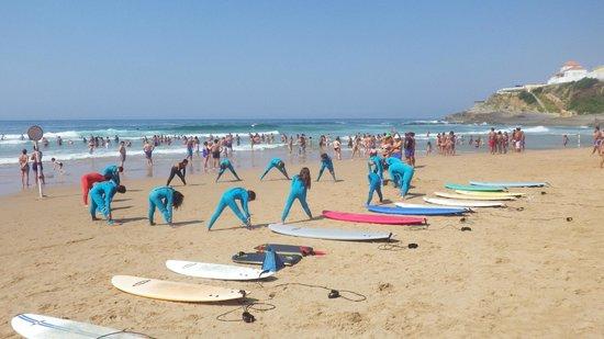 Surf At Surf School: Let's go!!
