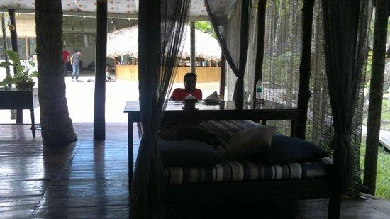 Munjoh Ocean Resort: Realxed set up