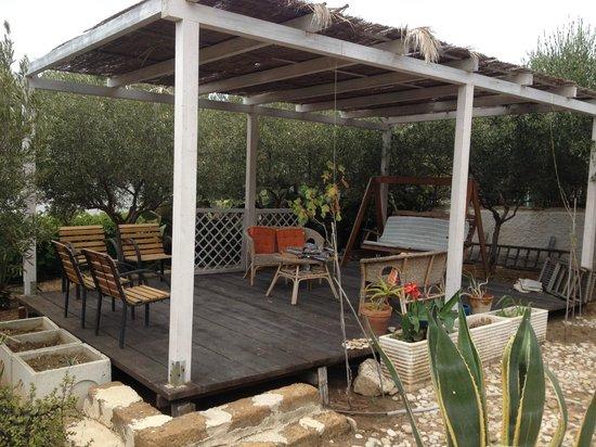 B&B Villa Cetta : Garten