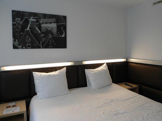 Hotel Casa 400: lit deux personnes