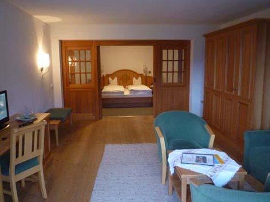 Hotel Carmen: stanza