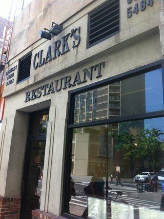 Clarks Corner