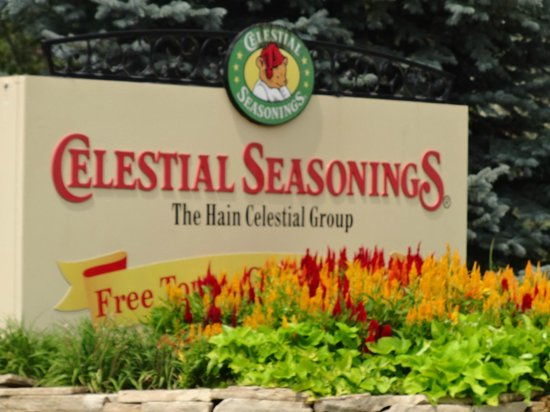 Celestial Seasonings Tea Factory : ahhh tea