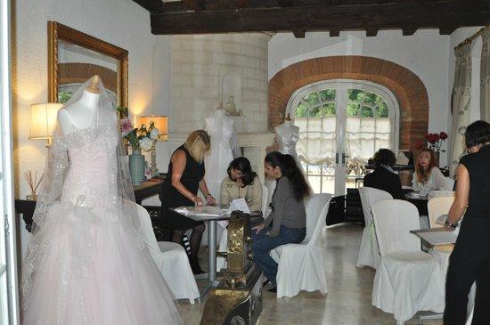 Le Moulin de Rudelle: Salon du Mariage 2012