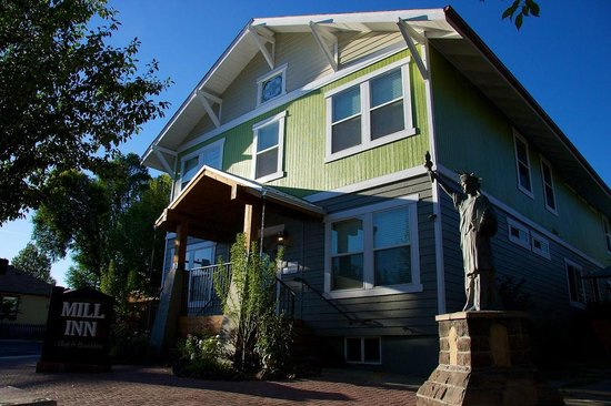Mill Inn Bed and Breakfast: Lady Liberty