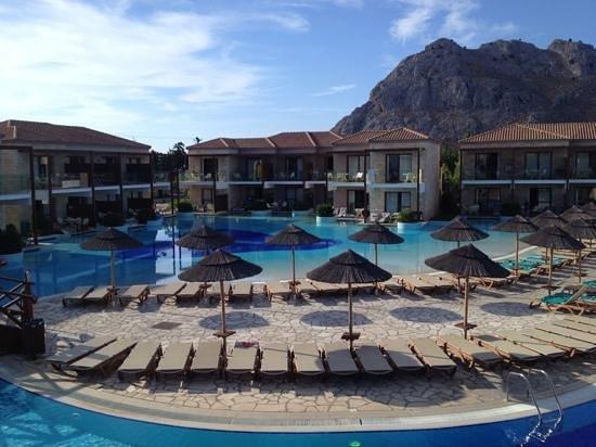 Atlantica Holiday Village Rhodes: Deluxe pool