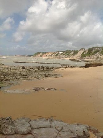 Tororao Beach: Praia Tororao - Prado/Bahia