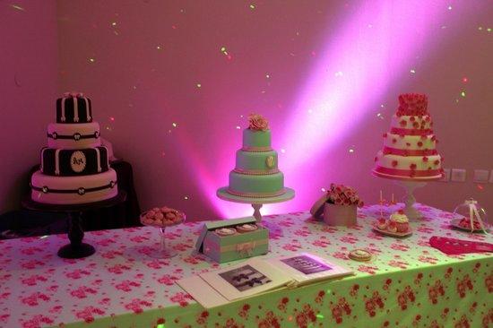 Le Moulin de Rudelle: Salon Wedding Cake 2012